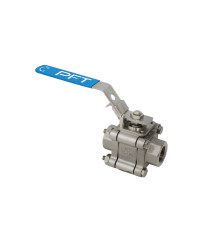 3-PC High Performance Ball Valves